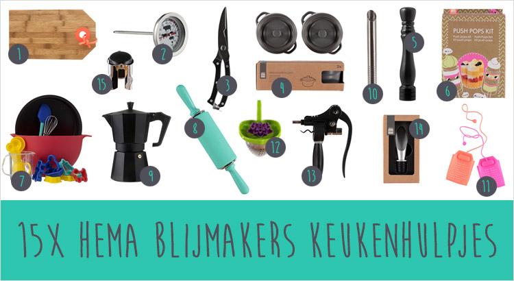 Speelgoed Keuken Hema : 15x Hema Blijmakers voor in de keuken ? Foodies Favorites