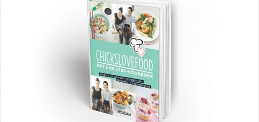 Chickslovefood 5 or less kookboek