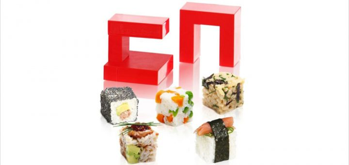 Rice Cube Sushimaker