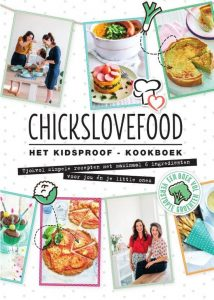 Chickslovefood Kidsproof kookboek