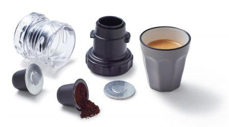HEMA koffiecapsule maker