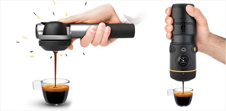 Handpresso en Handpresso Auto