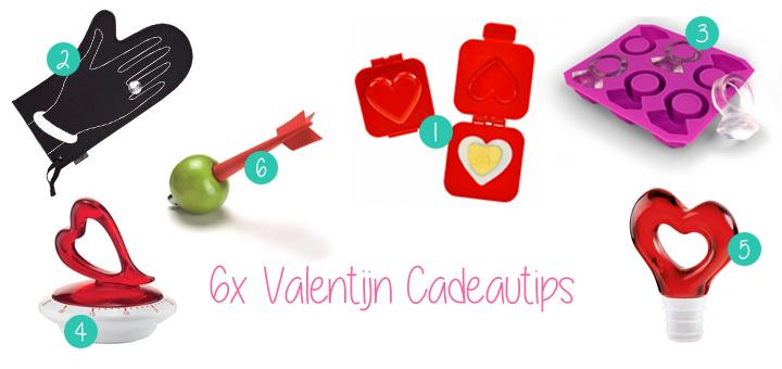 Valentijn cadeautips