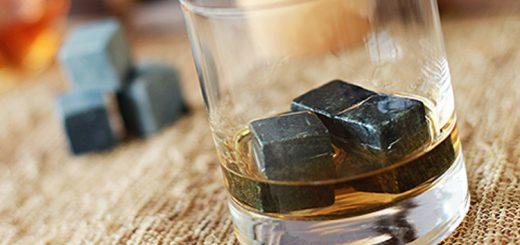 Whiskey stenen