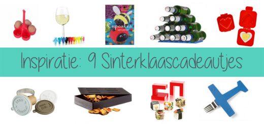9 Sinterklaascadeautjes