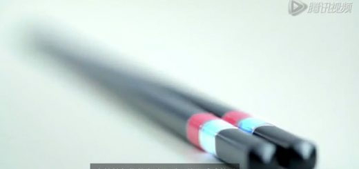 Baidu Smart Chopsticks