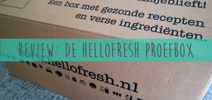 HelloFresh review