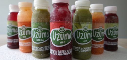 Review Uzuma Green Juices programma Slim