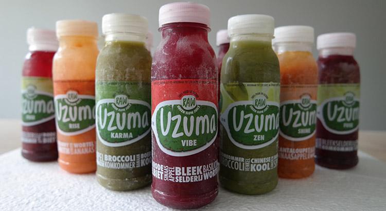 Review Uzuma Green Juices programma Slim