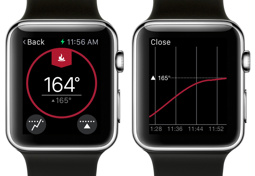 igrill2 apple watch app
