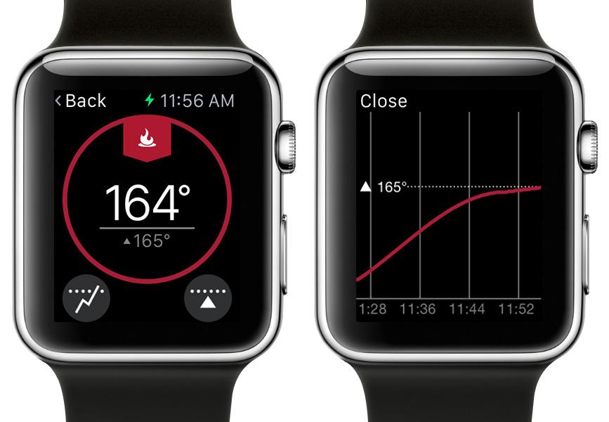igrill2 apple watch app